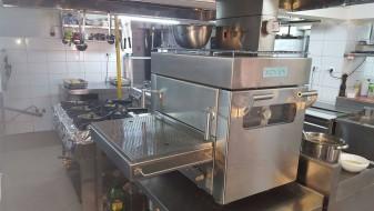 Угольная печь X-Oven.1
