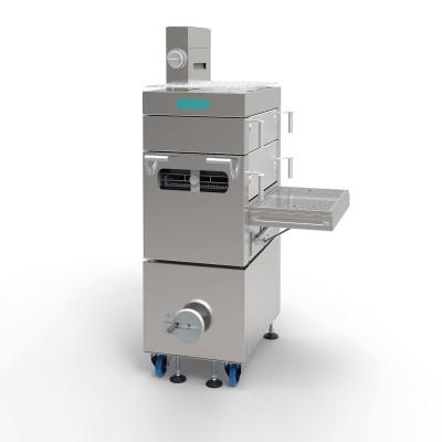 Угольная печь X-Oven.2